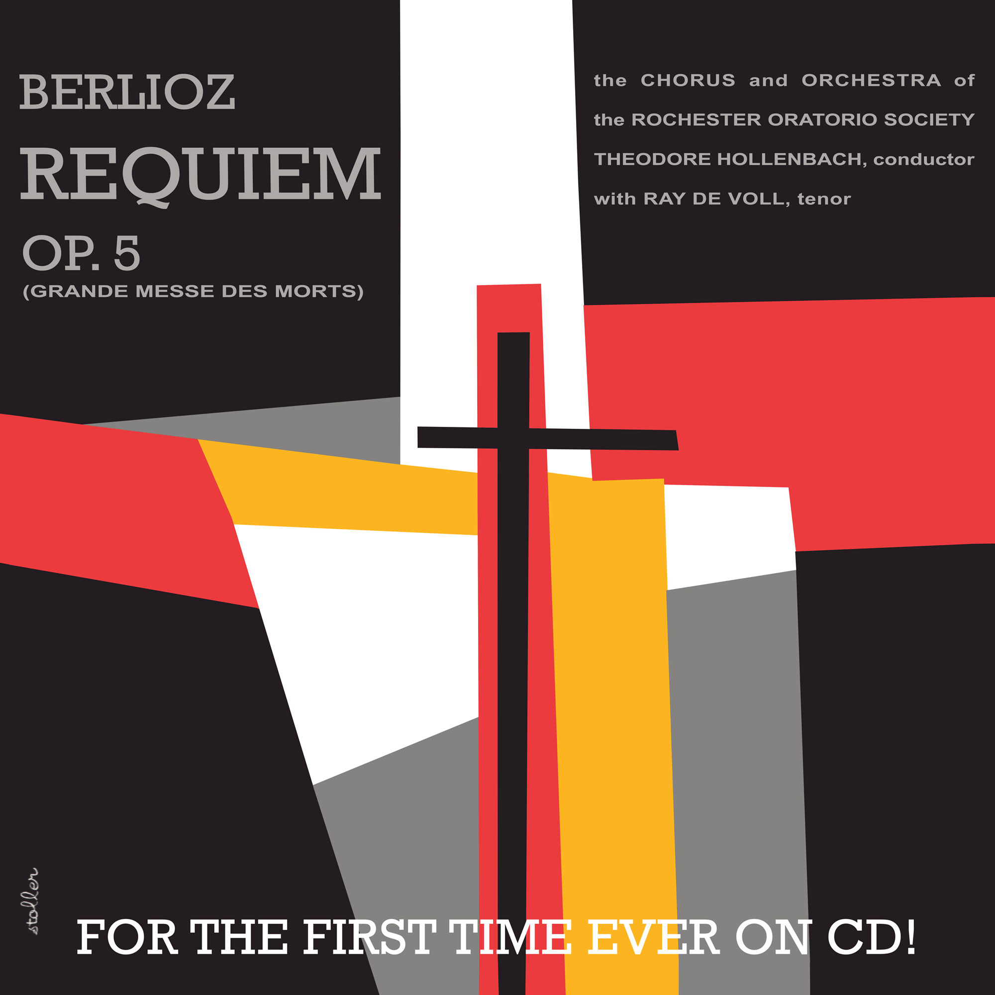 REQUIEM, Op  5 (Grande Messe des Morts) - Rossings
