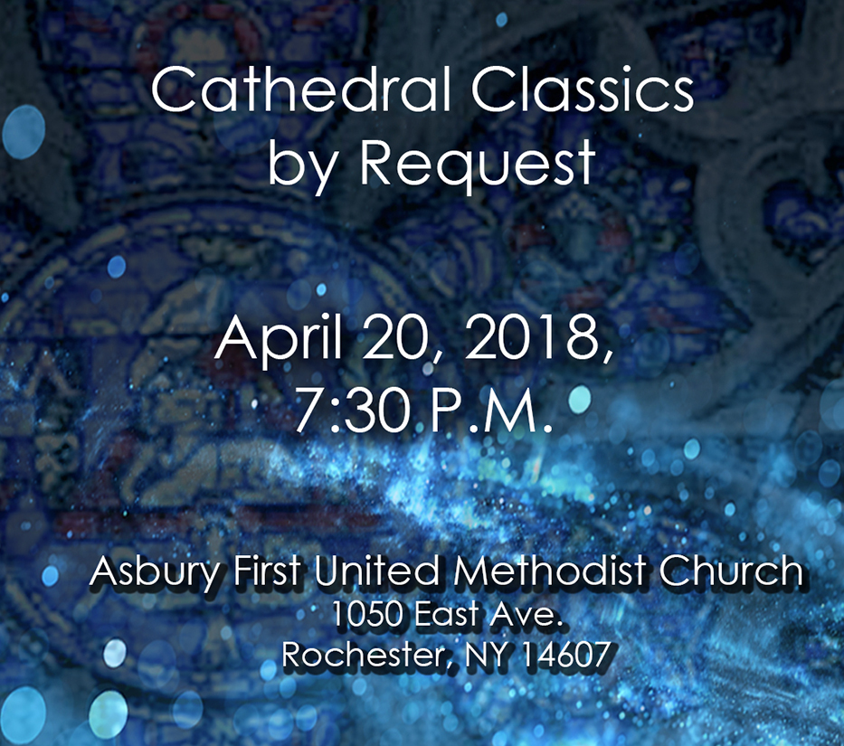 CATHEDRAL CLASSICS BY REQUEST