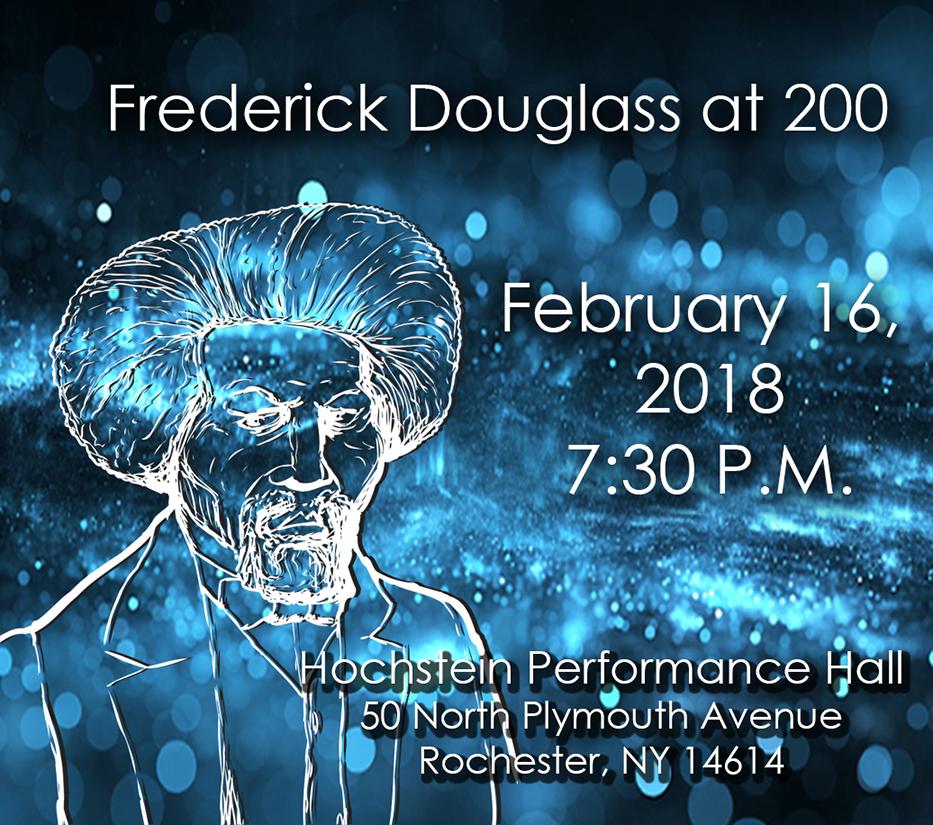Frederick Douglass at 200