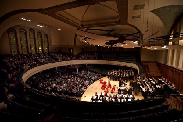 Rochester Oratorio Society Announces 2019-19 Season including performances at Hochstein Performance Hall (pictured)